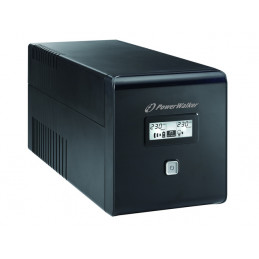 UPS POWER WALKER 1500W 2x230V  RJ11 2XIEC LCD USB