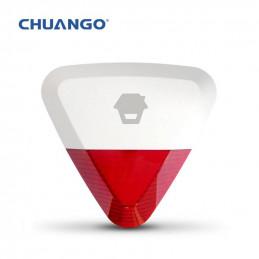 CHUANGO ZEWNĘTRZNA SYRENA WS-280 105dB