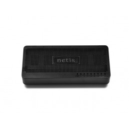 SWITCH DESKTOP 8-PORT 100MB, ST3108S NETIS