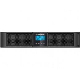 "UPS POWER WALKER LINE-INTERACTIVE 2000VA 8X IEC OUT, RJ11/45, USB/RS-232, LCD, RACK 19"""