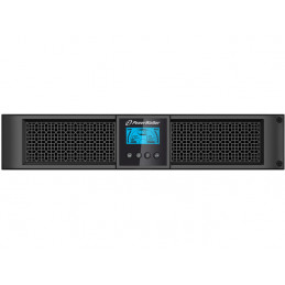 """UPS POWER WALKER ON-LINE 1500VA 8X IEC OUT, USB/RS-232, LCD, RACK 19""""/TOWER"""