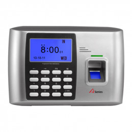 Kontroler czasu pracy z czytnikiem linii papilarnych ANVIZ A300-ID
