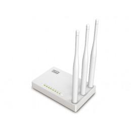 ROUTER DSL WIFI G/N300 + LANX4 ANTENA 5 DBI NETIS WF2409E