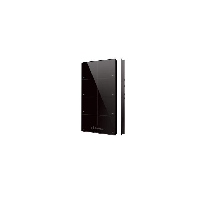 Grenton Panel natynkowy szklany 8-przyciskowy Touch Panel +