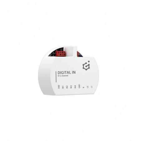 Słuchawki z mikrofonem HP H2800 (biało-czerwone)