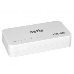 SWITCH DESKTOP 8-PORT 1GB, NETIS ST3108GS