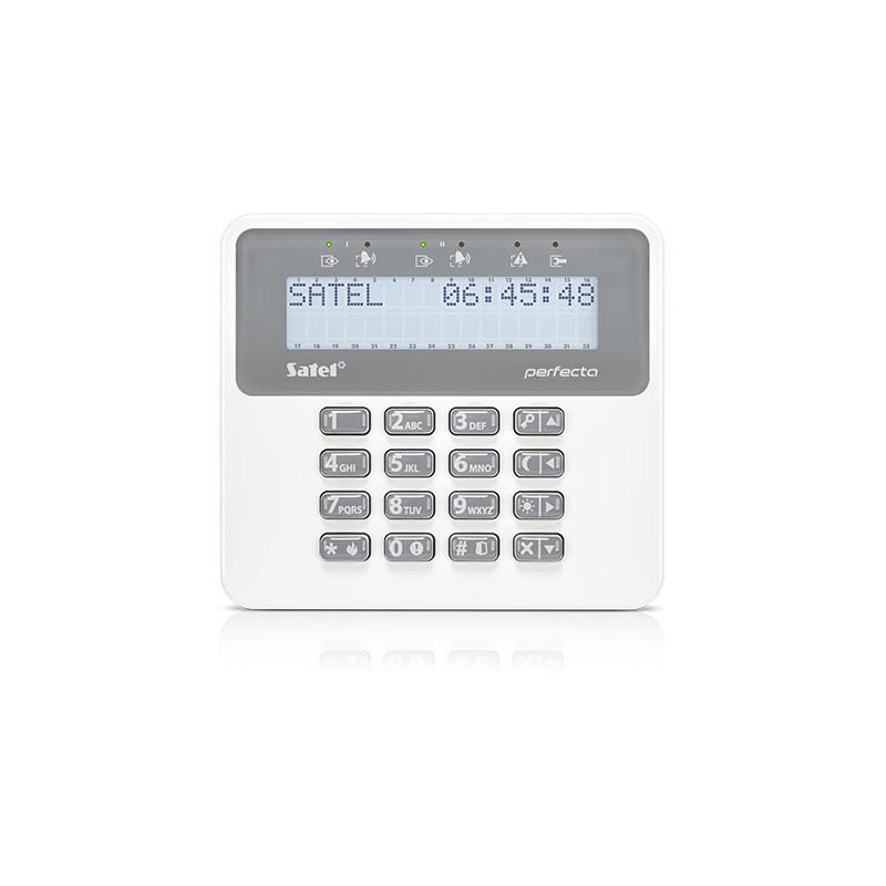 SATEL - PRF-LCD Manipulator LCD do central PERFECTA