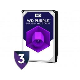 Dysk WD Purple 10TB SATA WD100 PURZ gwarancja 3 lata PL