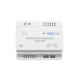 C5-IP-PS Zasilacz 24V/DC wideodomofonu IP ViDiLine