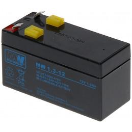 AKUMULATOR 12V/1.3AH-MW