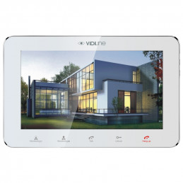VIDI-MVDP-7M-W Monitor IP WIFI White v2.0
