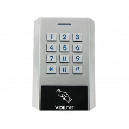 Zamek kodowy szyfrator z czytnikiem kart ViDiLine VIDI-AC-3CSW