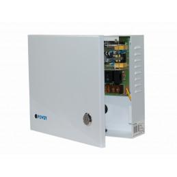 Zasilacz 6 kanałowy do monitoringu 12V 5A
