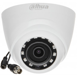Kamera kopułkowa Dahua HAC-HDW1200R-0280B 2Mpx