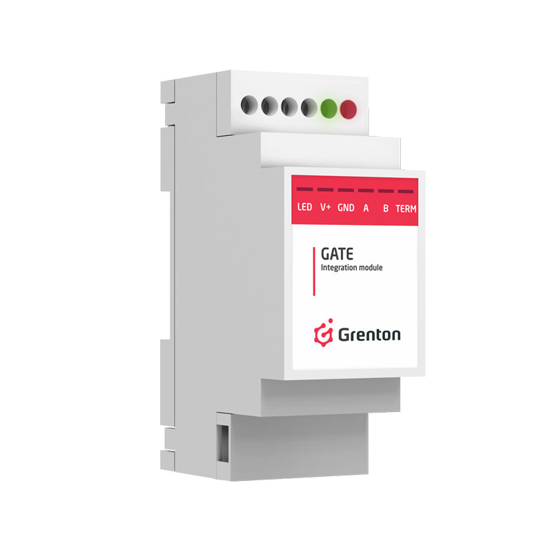 Grenton moduł integracyjny GRENTON GATE ALARM DIN