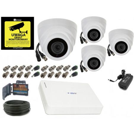 Kamera tubowa 2Mpx BCS-TQE4200IR3-B