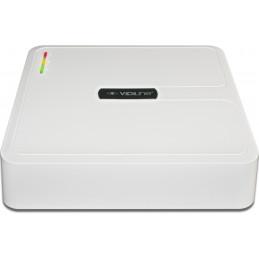 ZESTAW MONITORINGU 4 KAMERY 2MPx FULL HD 1080p 1TB PURZ