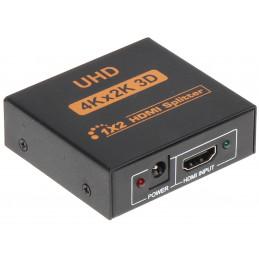 ROZGAŁĘŹNIK HDMI-SP-1/2KF