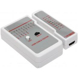 TESTER KABLI HDMI WZ-0017 LOGILINK