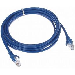 PATCHCORD RJ45/3.0-BLUE 3.0  m