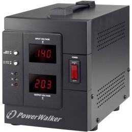 STABILIZATOR NAPIĘCIA AVR POWERWALKER 230V, 3000VA 1X PL OUT, TERMINAL IN/OUT