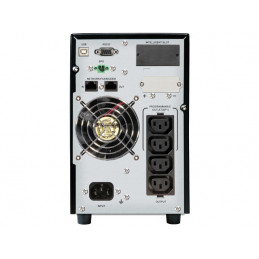 UPS POWERWALKER ON-LINE 1/1 FAZY 1000 VA CG PF1 USB/RS-232, 4 X IEC C13, EPO, WOLNOSTOJĄCY