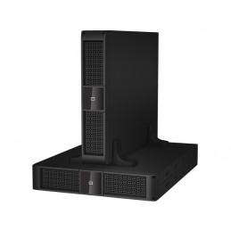 "BATTERY PACK RACK 19"" DLA UPS POWERWALKER VI 2000/3000 RT HID, VFI 3000RT LCD 12 AKUMULAOTRÓW 12V/9A"