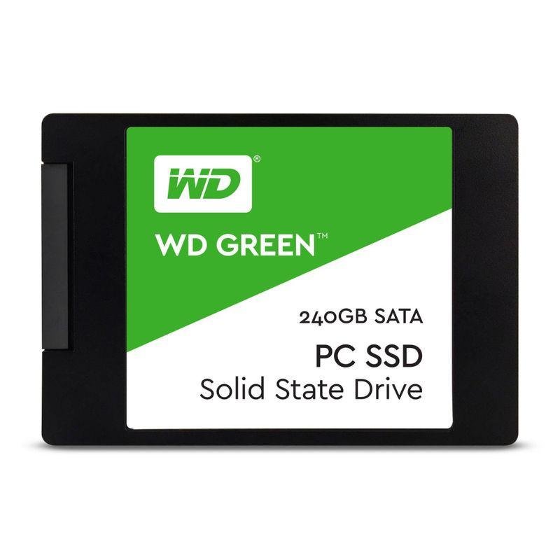 "Dysk SSD WD Green 240GB 2,5"" (540/465 MB/s) WDS240G2G0A"