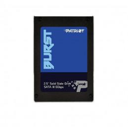 """Dysk SSD Patriot Burst 240GB SATA3 2,5"""" (555/500 MB/s) 7mm, TLC"""