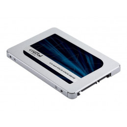 Dysk SSD Crucial MX500 250GB SATA 3 (560/510 MB/s) 3D NAND, 7mm
