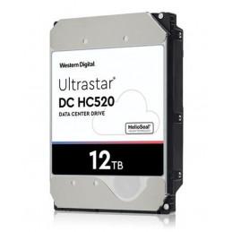 "Dysk Western Digital Ultrastar DC HC520 He12 12TB 3,5"" 256MB SATA 6Gb/s 512e ISE HUH721212ALE604"