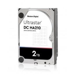 "Dysk Western Digital Ultrastar DC HA210 7K2 2TB 3,5"" 128MB SATA 6Gb/s 512n SE HUS722T2TALA604"