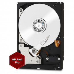 "Dysk WD WD8003FFBX 3,5"" 8TB WD Red™ PRO Cache 256MB SATA-III – NAS"