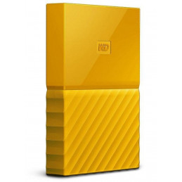 Dysk WD My Passport 2TB USB 3.0 AES 256-bit Yellow