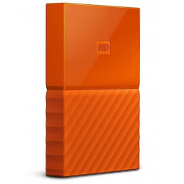 Dysk WD My Passport 2TB USB 3.0 AES 256-bit Orange