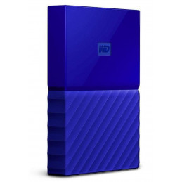 Dysk WD My Passport 2TB USB 3.0 AES 256-bit Blue