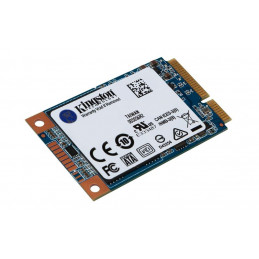 "Dysk SSD Kingston UV500 480GB mSATA 1,8"" (520/500 MB/s) TLC, 3D NAND"