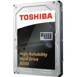 Dysk Toshiba N300 HDWG11AEZSTA 3,5' 10TB SATA 256MB NAS
