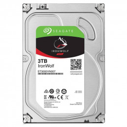 Dysk SEAGATE IronWolf™ 3TB ST3000VN007 5900 64MB SATA III NAS