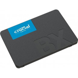 Dysk SSD Crucial BX500 120GB SATA3 (540/500MB/s) 3D NAND 7mm