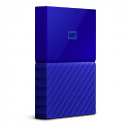 Dysk WD My Passport 3TB USB 3.0 blue