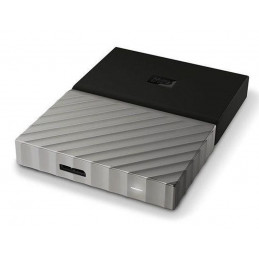 Dysk WD My Passport Ultra 2TB Gray (Thin)