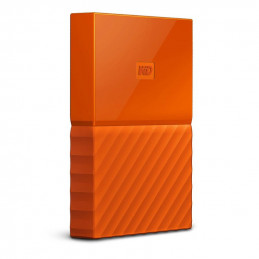 Dysk WD My Passport 1TB USB 3.0 orange