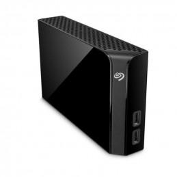 Dysk zewnętrzny SEAGATE Backup Plus Hub STEL4000200 4TB USB3.0 czarny