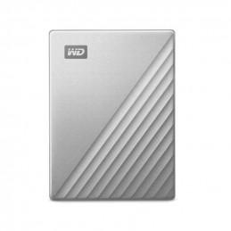 Dysk WD My Passport Ultra 4TB for Mac Silver WORLDWIDE