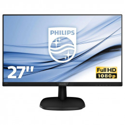"Monitor Philips 27"" 273V7QJAB/00 IPS VGA HDMI DP"