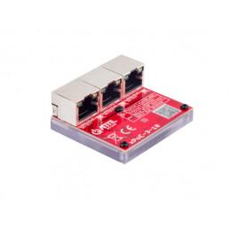 xPoE-3-10 ATTE Extender, switch PoE, 3 porty