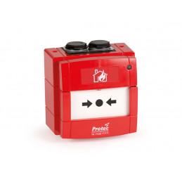 Ręczny ostrzegacz pożarowy 6000/MCP/WP