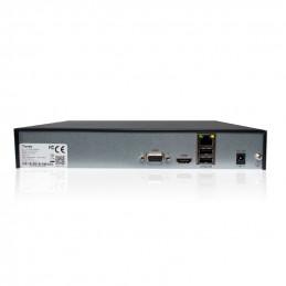 Rejestrator sieciowy Tiandy TC-R3110 - NVR 10CH 1HDD H.265 4K
