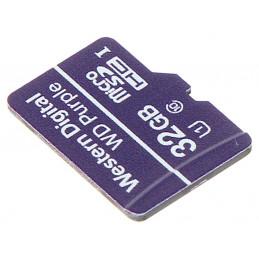 KARTA PAMIĘCI SD-MICRO-10/32-WD UHS-I, SDHC 32  GB Western Digital